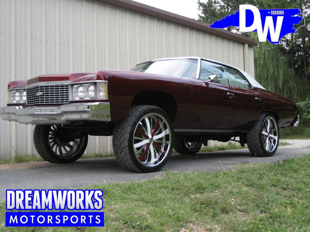 JJ-Arrington-NFL-Arizona-Cardinals-Chevrolet-Impala-Dreamworks-Motorsports-2