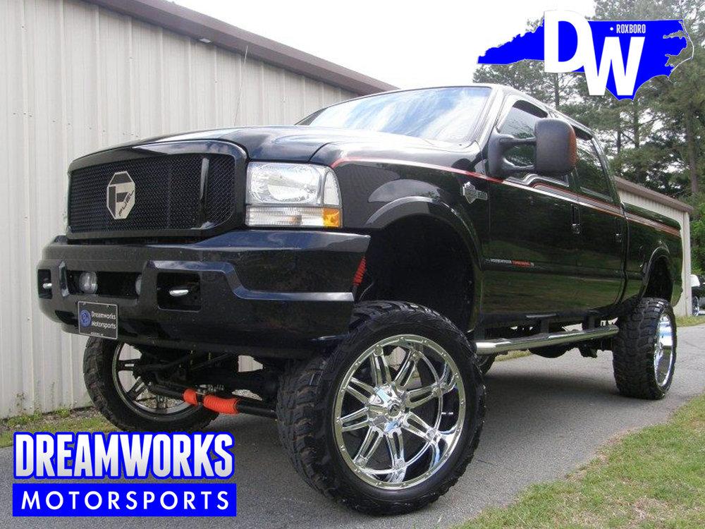 Terry-Davis-NBA-Heat-Mavericks-Ford-F250-Dreamworks-Motorsports-1
