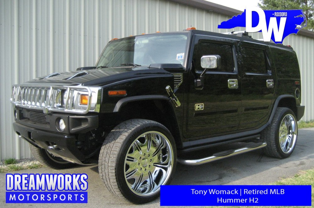 Tony-Womack-MLB-Pittsburgh-Pirates-Arizona-Diamonbacks-NY-Yankees-Hummer-H2-Dreamworks-Motorsports-1