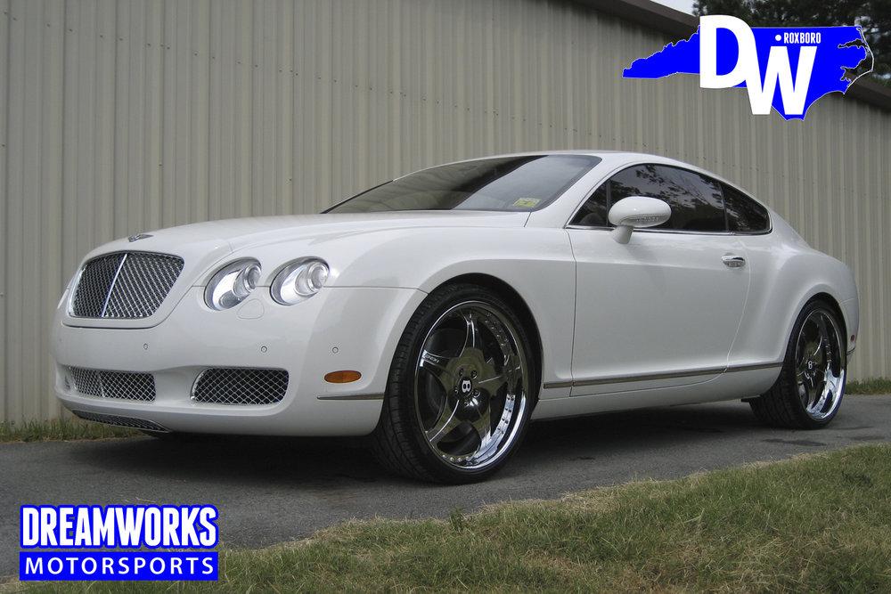 Jerrry-Stackhouse-NBA-UNC-Tar-Heel-Bentley-GT-Dreamworks-Motorsports