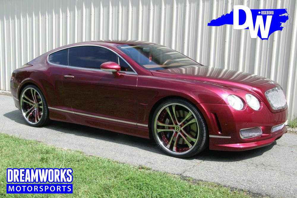 John-Wall-NBA-Washington-Wizards-Kentucky-Word-Of-God-Raleigh-Bentley-Red-Dreamworks-Motorsports-1