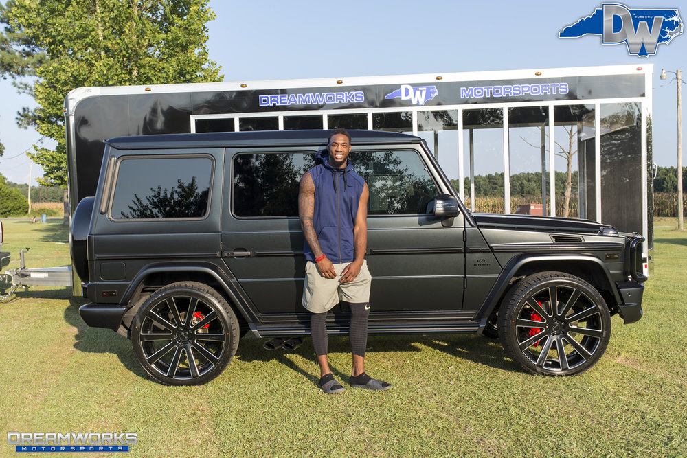Mike-Williams-LA-Chargers-Clemson-Tigers-NFL-Mercedes-Benz-G63-AMG-Dreamworks-Motorsports-20.jpg