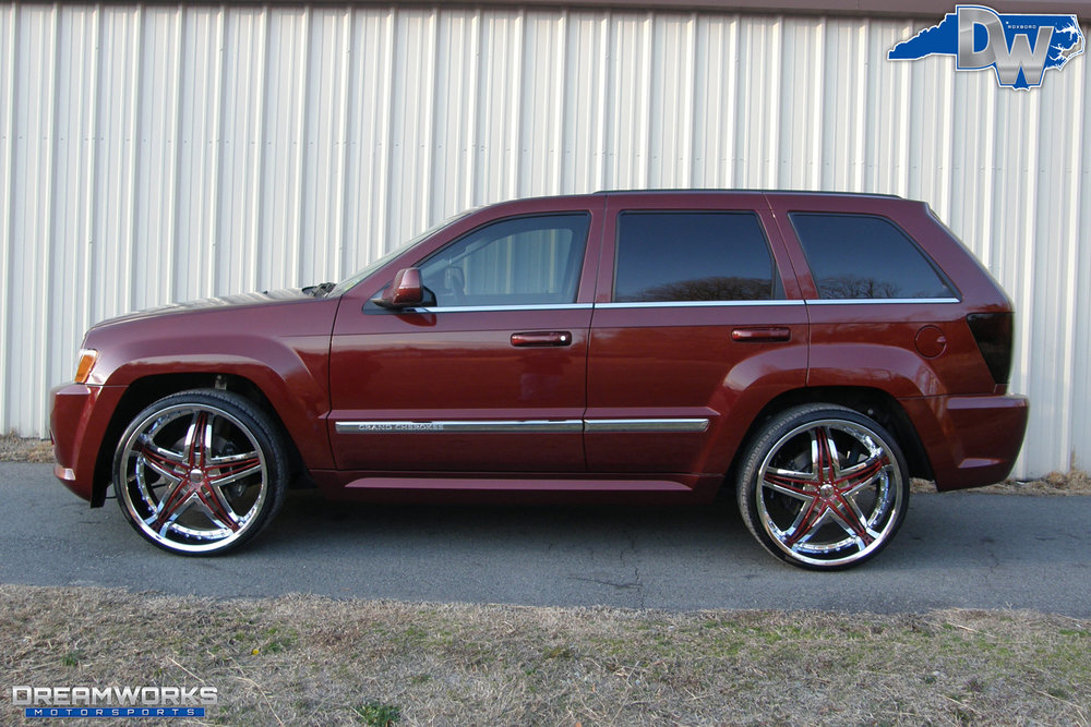 2007 Jeep Grand Cherokee SRT 8 Dreamworks Motorsports