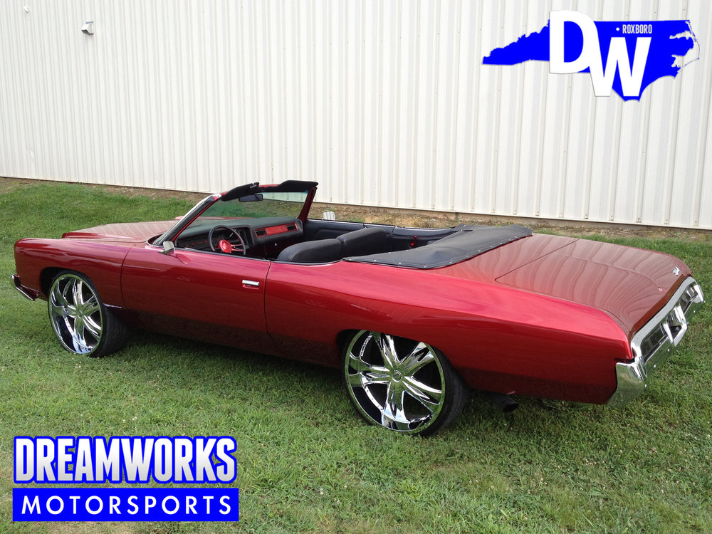 Kentwan-Balmer-NFL-San-Fran-49ers-Seattle-Seahawks-UNC-Tarheels-Chevy-Impala-Dreamworks-Motorsports-4.jpg