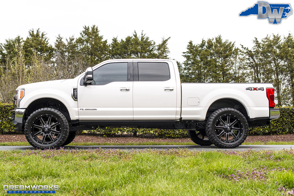 White-Ford-F250-Fuel-Wheels-Dreamworks-Motorsports-1.jpg
