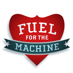 Just Launched - Fuel for the Machine, a blog for women who train to fight