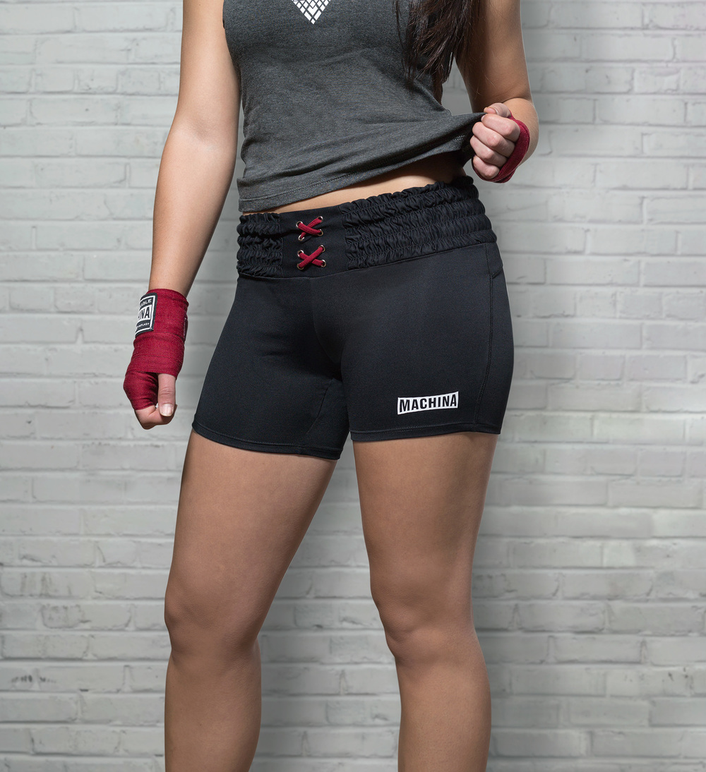 Machina Women's Boxing Club Shorts