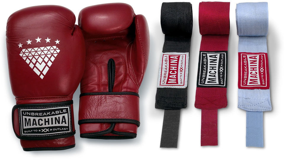 Machina Women's Boxing Gear