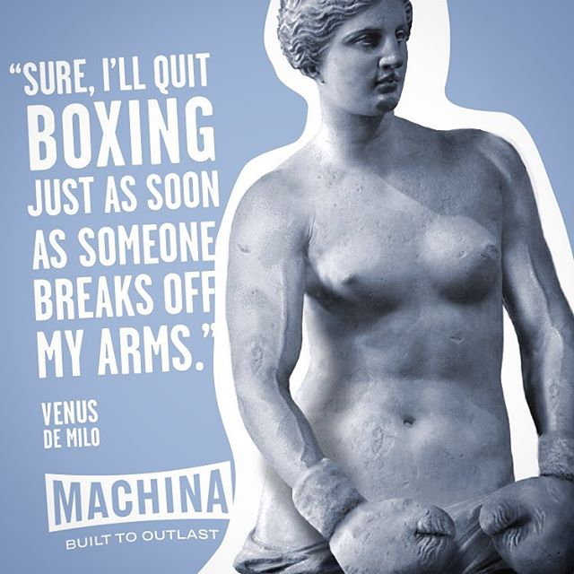 Through the ages women have been defiant - doing the things they're told not to do. And the world is a better place because of that! #machinaboxing #spitfirebelchsmoke #womensboxing #boxingisbeautiful #seriousgear