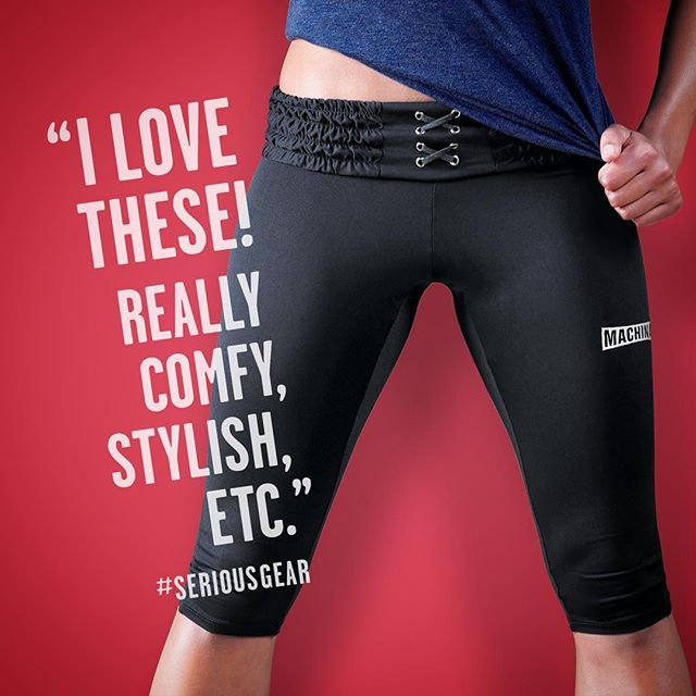 Nice review for our Club Pants. Check em out on the Machina website. Make a statement. #machinaboxing #boxingisbeautiful #seriousgear #womensboxing