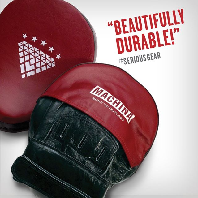 We received another great review of our Flawless Focus Mitts! #machinaboxing #boxingisbeautiful #womensboxing #seriousgear #spitfirebelchsmoke
