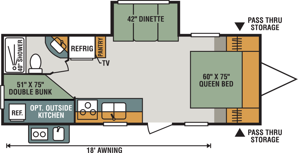 2018-KZ-RV-Sportsmen-LE-231BHLE-Travel-Trailer-Floorplan.png