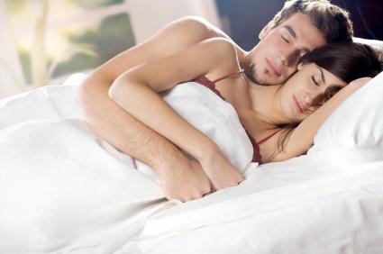 after asleep fall man sex why