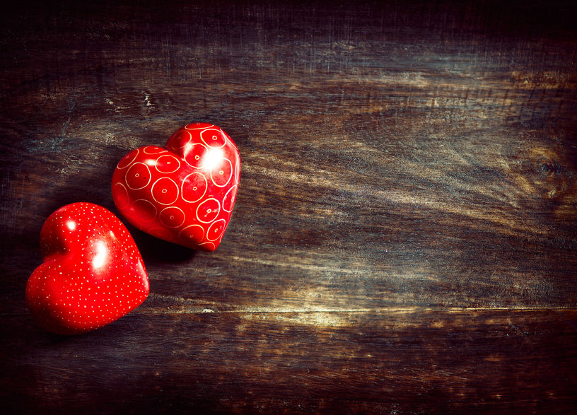 Two heart rings love | WallpaperHD.in | Pinterest | Heart ...