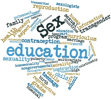 Sex education funding