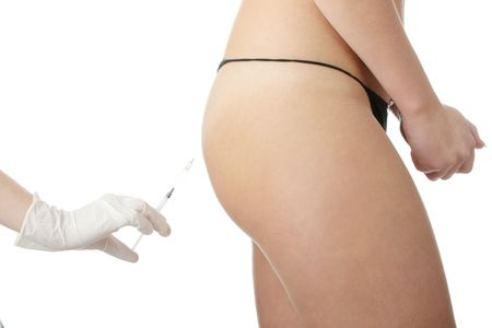 Yes, Botox For Your Butt Is A Thing—But, No, It Doesn't Cost $25,000
