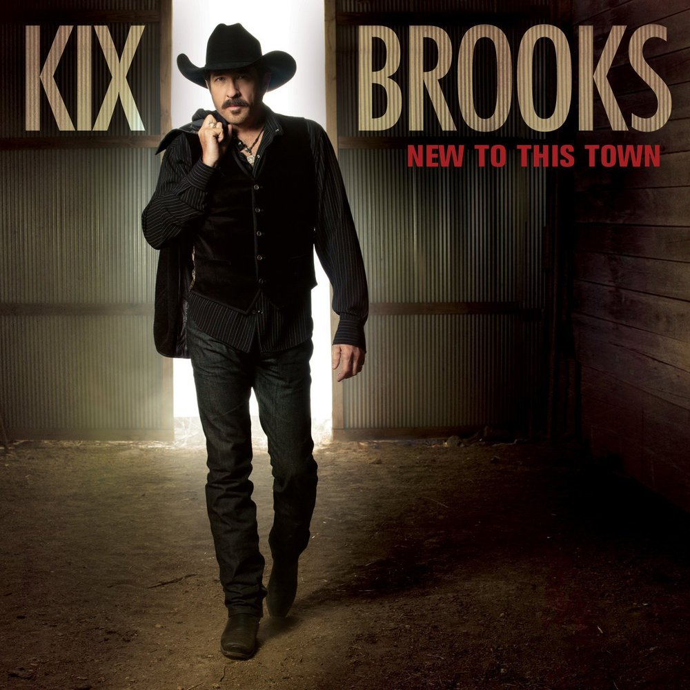 Kix Brooks Cover