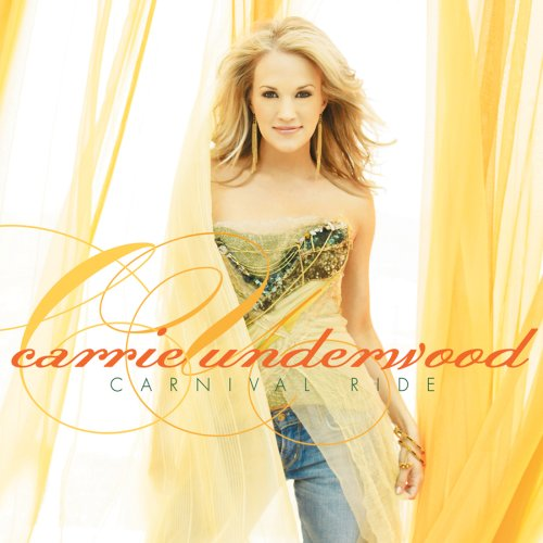 "Carrie Underwood, Ashley Gorley, and Kelley Lovelace's ""All-American Girl"" is on Carrie's second album, Carnival Ride, which debuted at #1 on the Billboard 200 and Country charts. The single reached #1 on the Billboard Country charts."