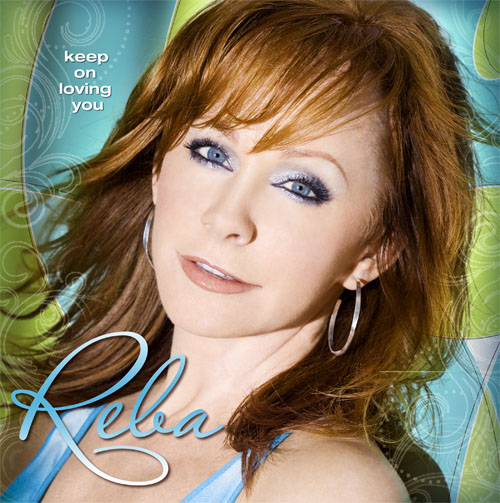 """Maggie Creek Road"" by Karen Rochelle and James Slater is on Reba's album Keep On Loving You. The album reached #1 on The Billboard 200 and Top Country Albums charts."