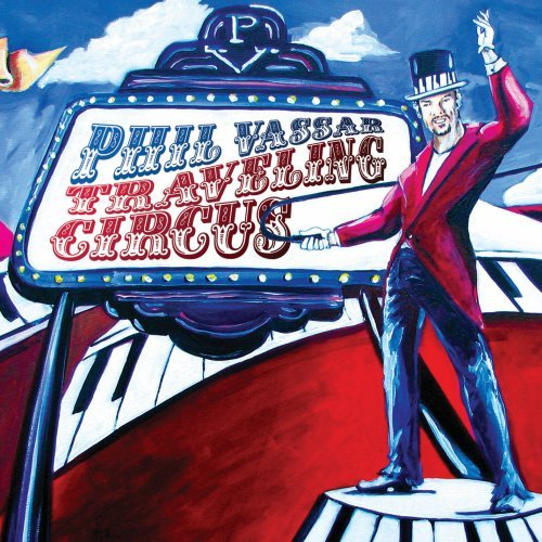 """Where Have All the Pianos Gone"" by Phil Vassar and James Slater is on Phil's album Traveling Circus."