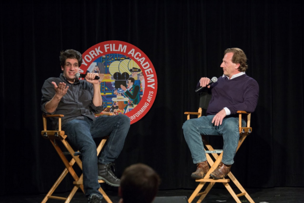 Thanks to Claude Kerven and NY Film Academy for hosting a screening of Manhattan Night and a fun Q&A.   Click on the headline to go to their blog write up.