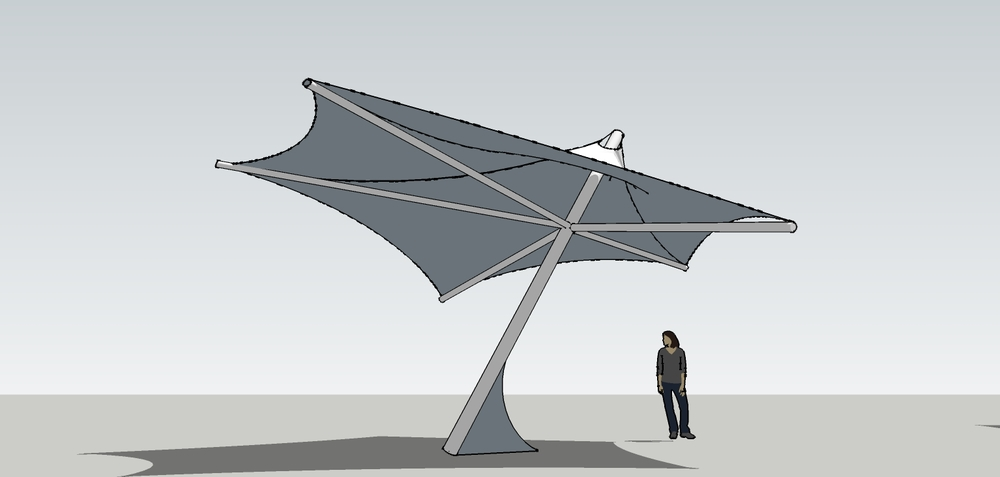 Conic Umbrella