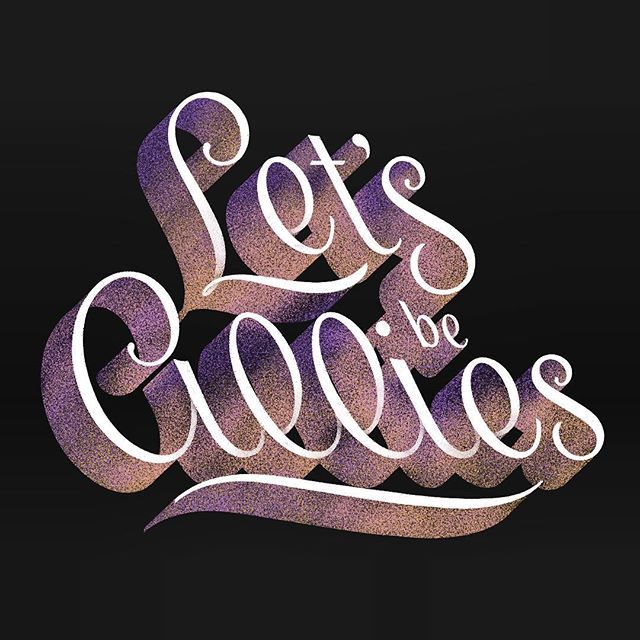 This week's #GoodtypeTuesday is all about encouraging designers to look at each other as allies rather than competition. I met @shaunaparmesan last year and she is the perfect example of someone who will go out of their way to help others grow.  I'm nominating @miketype @dandrawnwords and @sweet_caroline_design —  #handlettering #typeworship #typegang #typeeverything #thedailytype #letteringco #typespire #artoftype #shadowtype #typographyinspired #goodtype #handmadefont #strengthinletters #scriptlettering #designspiration #typism #typetopia #typematters #typostrate #typeriot #typespot #letteringdaily #calligritype #typedaily #womenofillustration #ipadpro #ipadlettering