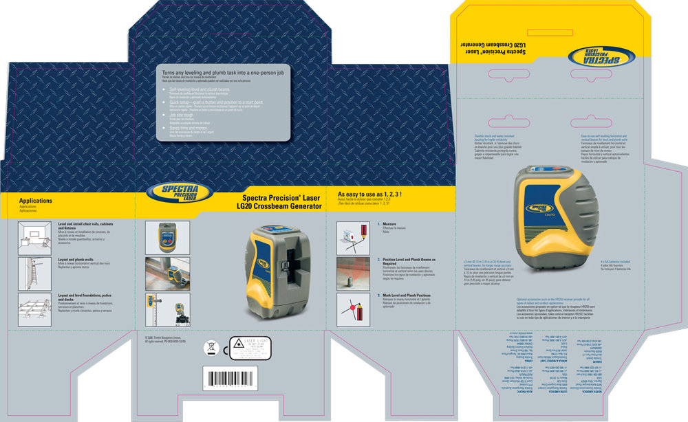 Construction Division - Spectra Packaging