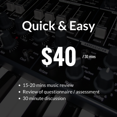 Music production sync licensing coach easy