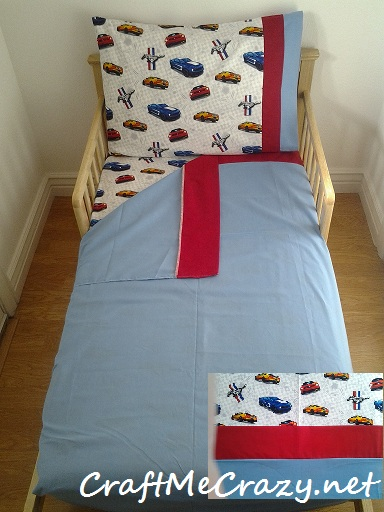 3 Piece Cotton Sheet Set