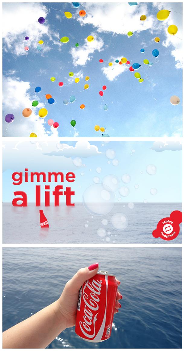 """Gimme a Lift"""