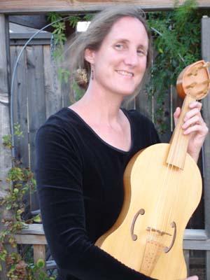 Jann Cosart, violin and viola