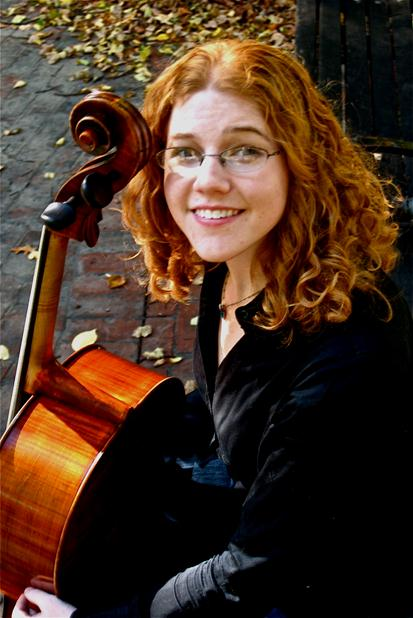 Jane Leggiero, cello and gamba