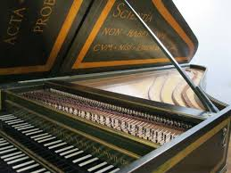 One of the Herd of Harpsichords