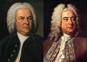 October 18-19, 2014 (completed)    Bach vs. Handel Smackdown   WE play.   YOU vote.    YOU decide.    WHO is GREATER?   (more...)