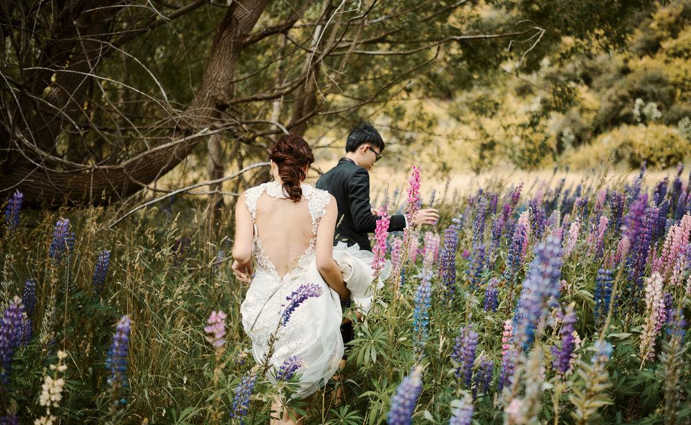 New Zealand Elopement Photographer Queenstown Prewedding