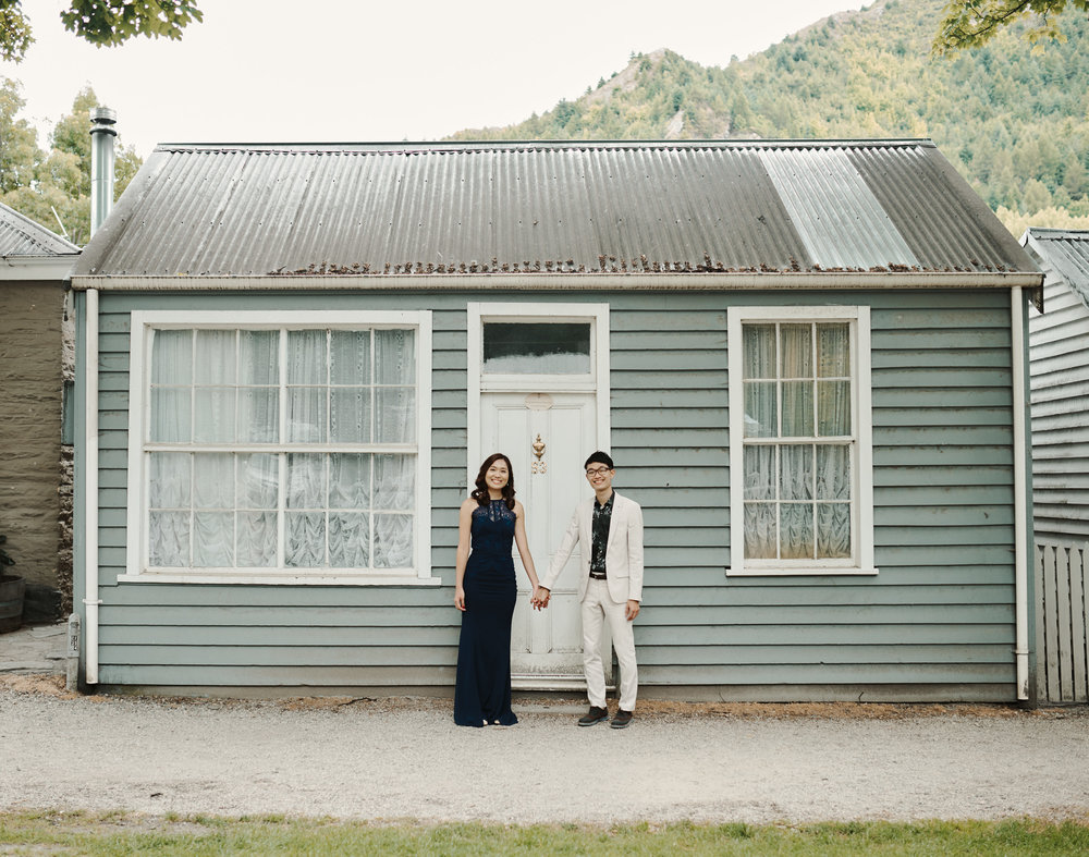 Queenstown New Zealand Wedding Elopement Photographer