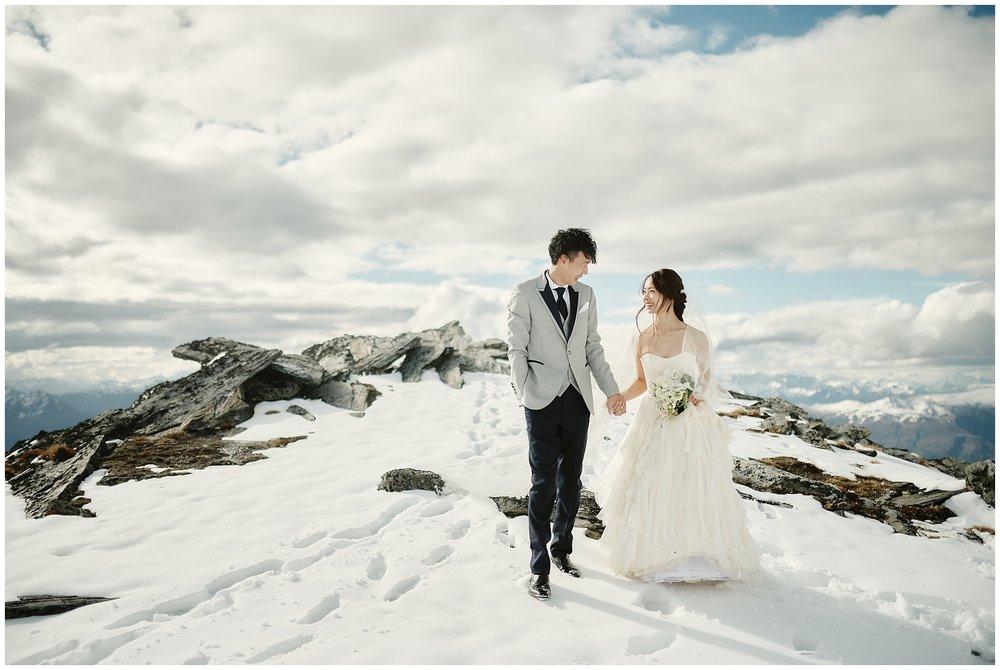 Queenstown New Zealand Prewedding ニュージーランド クイーンズタウン ウェディング 前撮り 퀸즈타운 웨딩 스냅 新西兰 婚纱 摄影