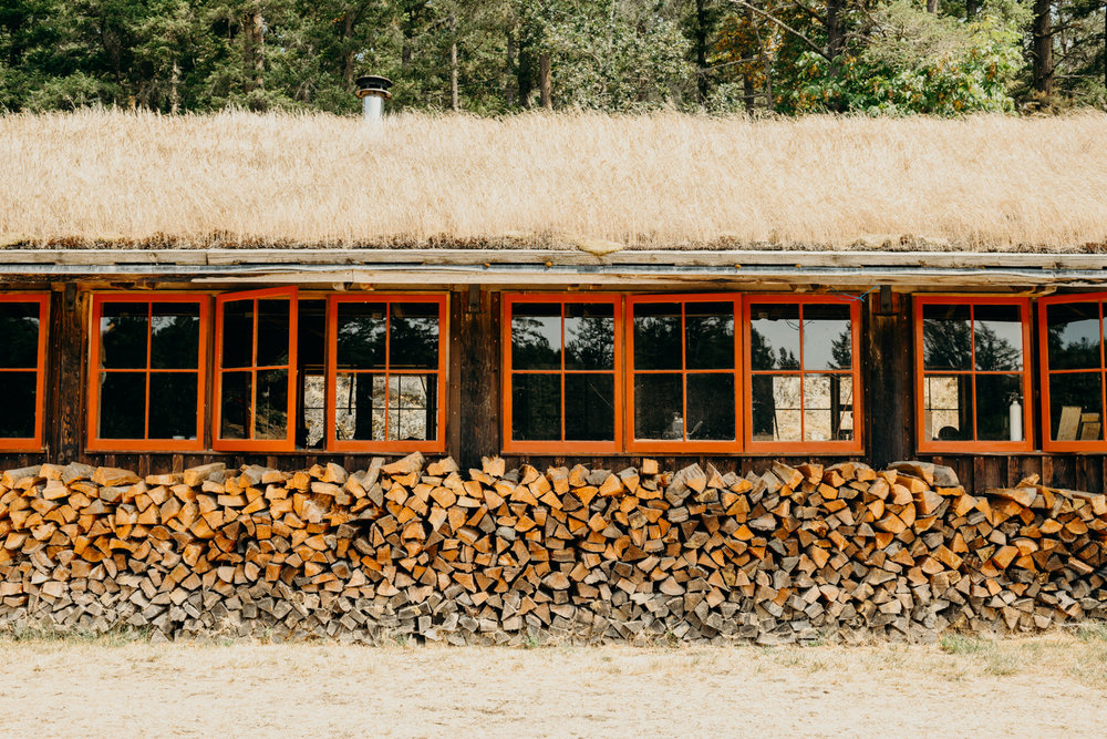 Turtlehead Farm Orcas Island Washington Wedding 5