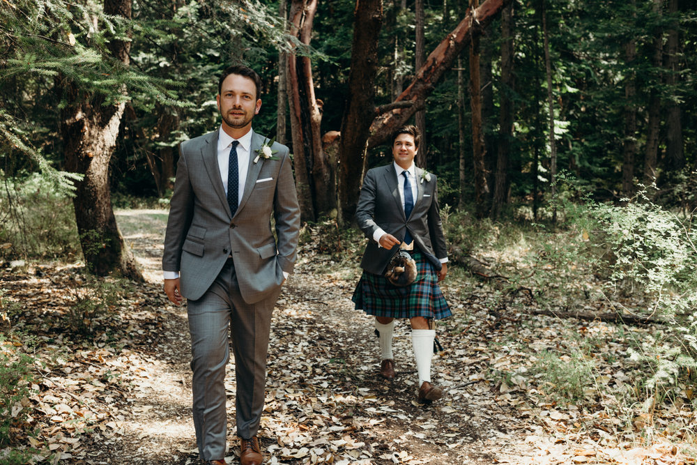 Turtlehead Farm Orcas Island Washington Wedding 29