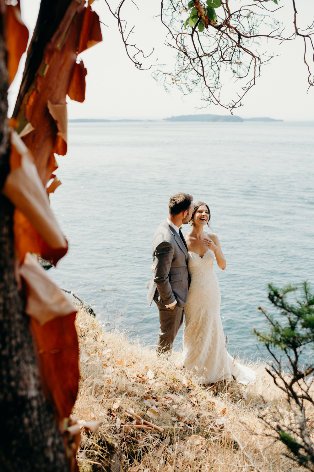 Turtlehead Farm Orcas Island Washington Wedding 36