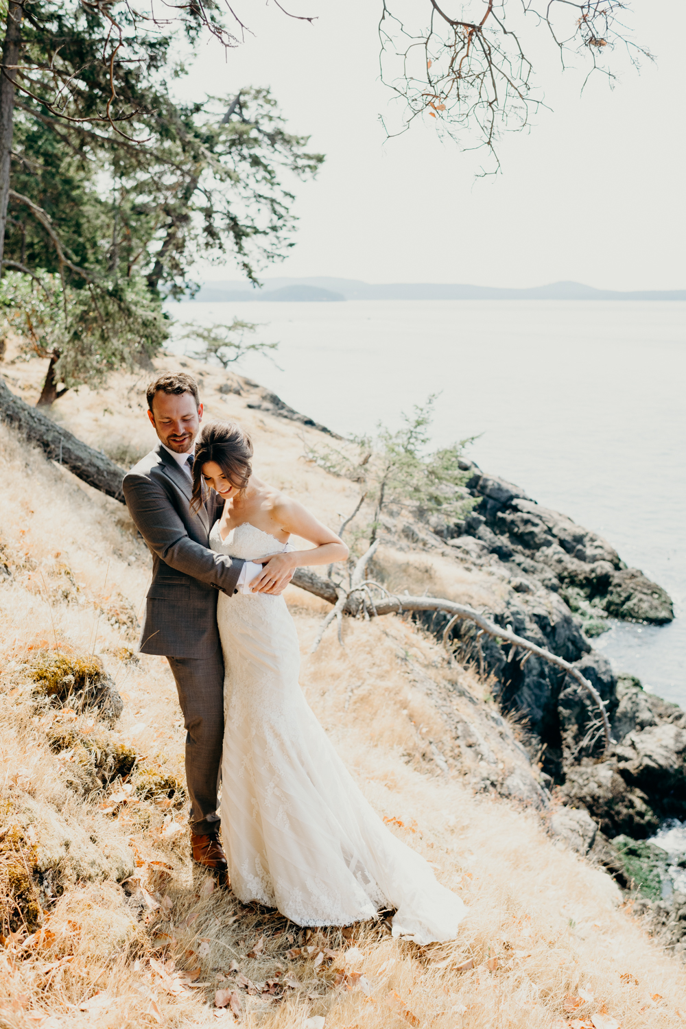 Turtlehead Farm Orcas Island Washington Wedding 37