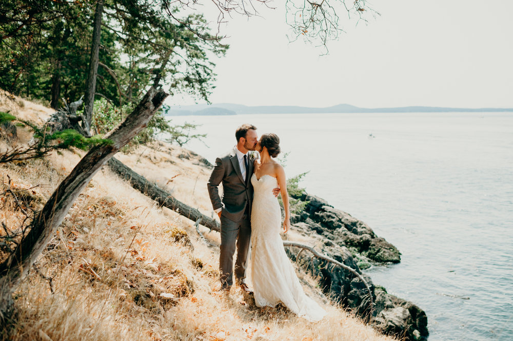 Turtlehead Farm Orcas Island Washington Wedding 38