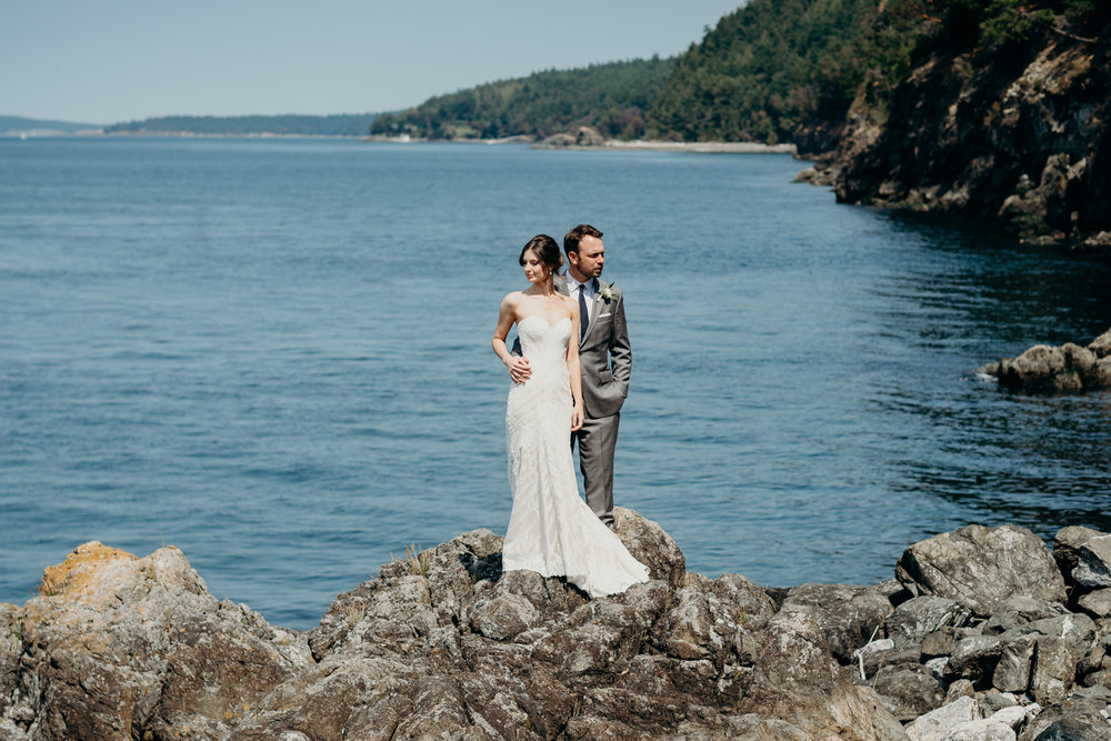 Turtlehead Farm Orcas Island Washington Wedding 46