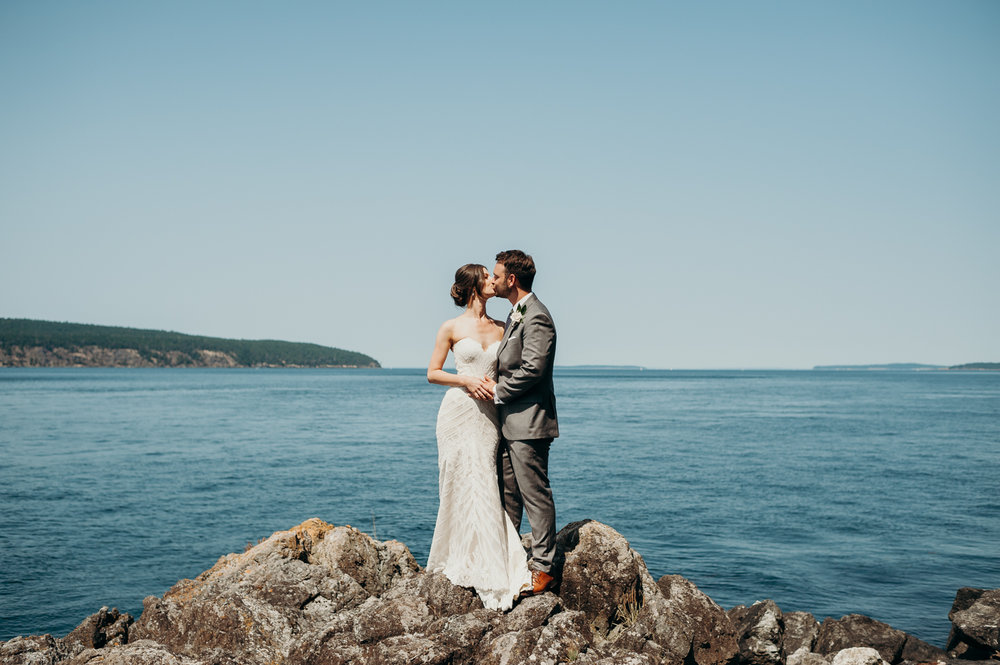 Turtlehead Farm Orcas Island Washington Wedding 47
