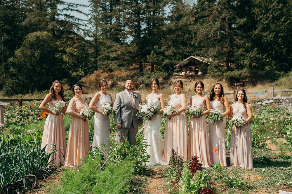 Turtlehead Farm Orcas Island Washington Wedding 50