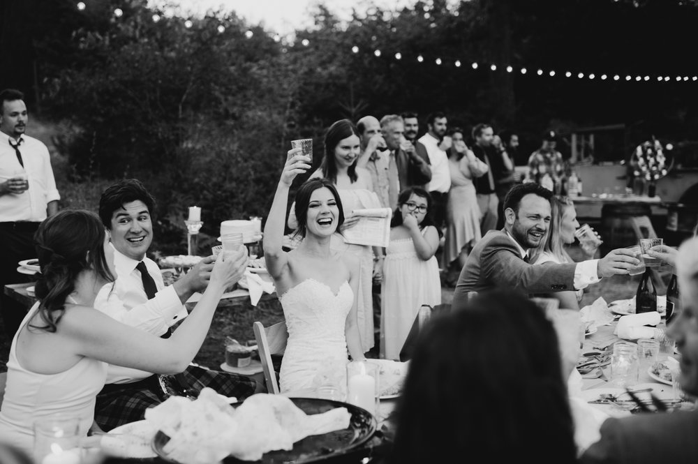 Turtlehead Farm Orcas Island Washington Wedding 96