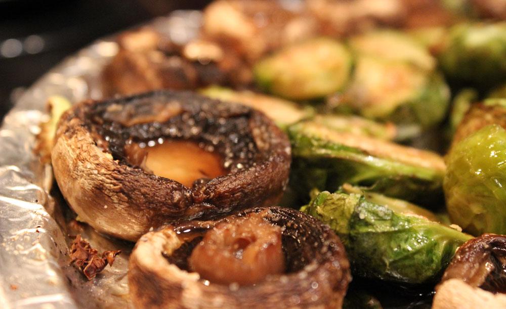 Mushrooms and Brussels.JPG