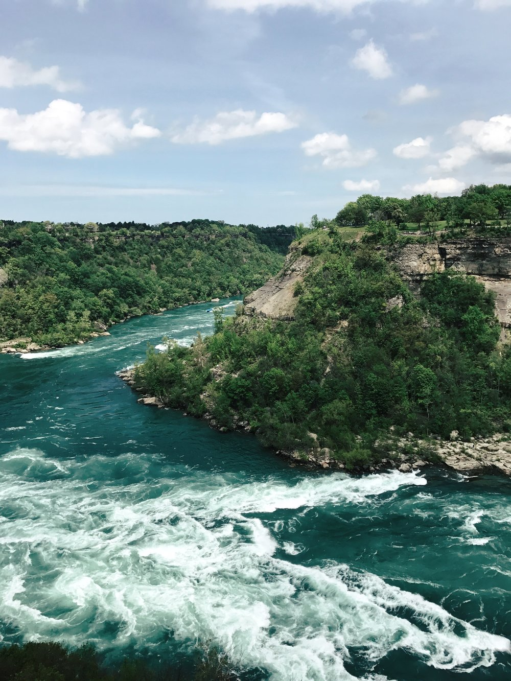 Toronto Ontario Canada Niagara Falls Waterfalls