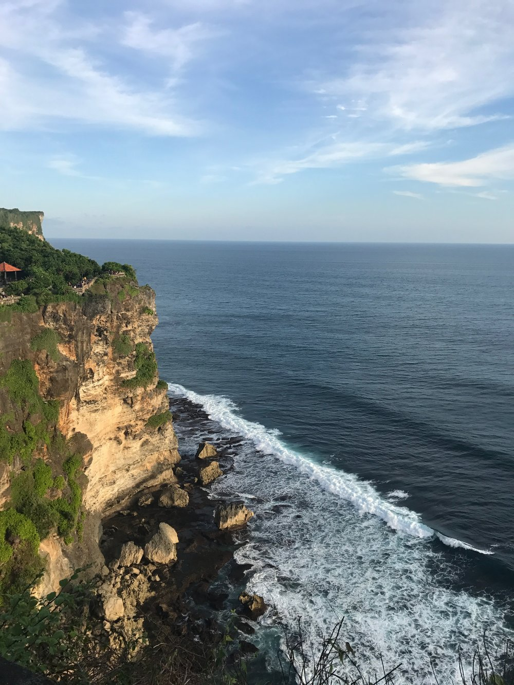 Uluwatu Temple Bali Sea Temple Indonesia